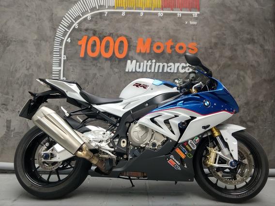Bmw S 1000 Rr 2017 Novinha Aceito Moto