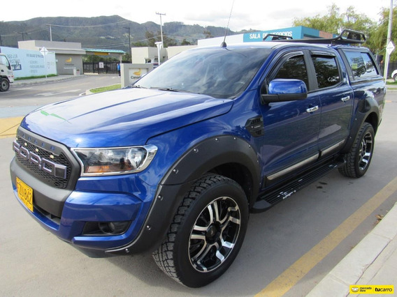 Ford Ranger Xls Tipo Raptor Full Equipo
