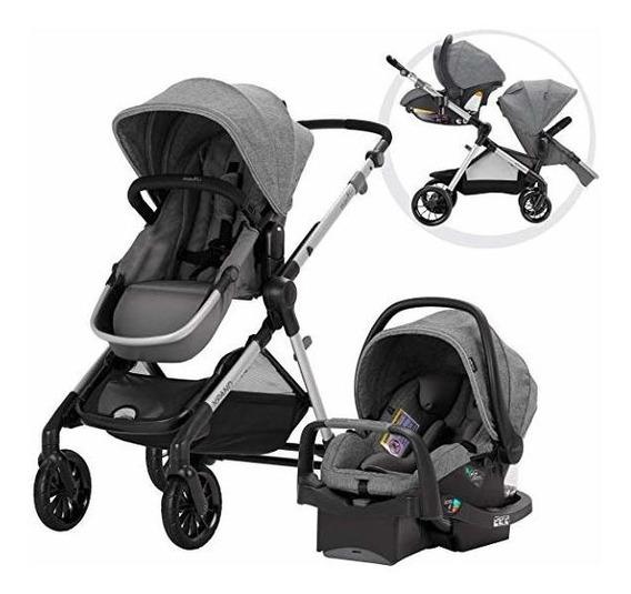 Cochecito Evenflo Pivot Xpand Modular Travel Sistema Baby ®