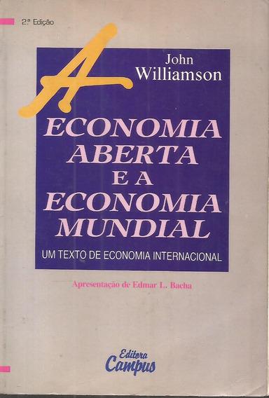 A Economia Aberta E A Economia Mundial