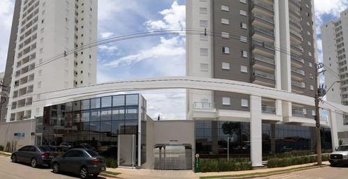 Imagem 1 de 10 de Apartamento A Venda Campoolim Sorocaba Sp - Ap-2075-1