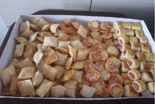 Salgados De Festa,fritos E Congelados.