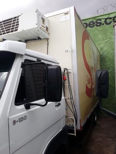 Vw 9150 2011/2011 Bau Refrigerado Acoplado E Eletrico
