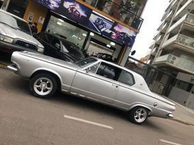 Dodge Dart Año 1964 Coupe Motor V8 De Coleccion Pro Seven!!!