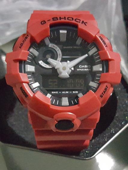 Relógio Casio Masculino G-shock Anadigi Ga-700