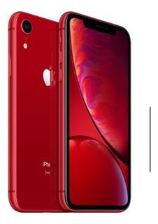 iPhone Xr 64 Gb Rojo. Nuevo, Sellado.