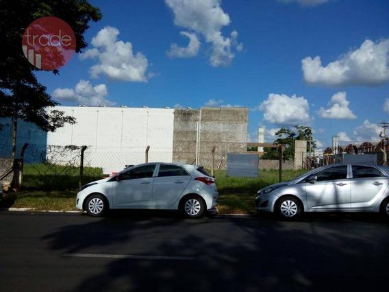 Terreno Para Alugar, 2500 M² Por R$ 25.000/mês - Parque Industrial Lagoinha - Ribeirão Preto/sp - Te0880