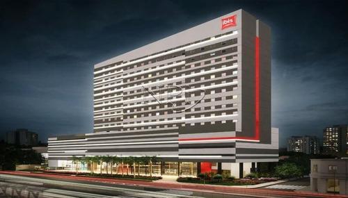Hotel Ibis Ibirapuera - Apartamento Hotel Em Santo Amaro L Npi Imoveis - V-4168