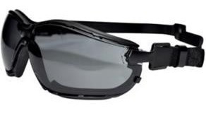 Óculos De Proteção Tahiti Cinza