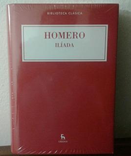 Homero Iliada