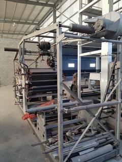 Impresora Flexografica De Polietileno