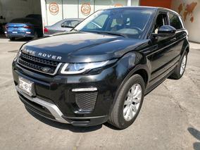 Land Rover Evoque Se Dynamic Negra 2016 Automatica