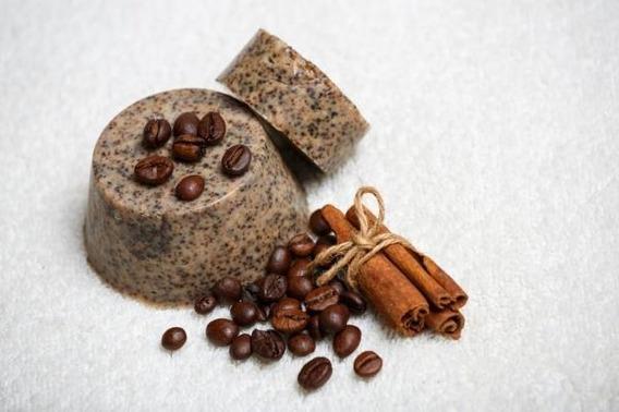 Jabón Artesanal De Café