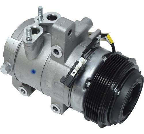 Compresor De A/c Ford F-150 Stx 2011 5.0l Uac