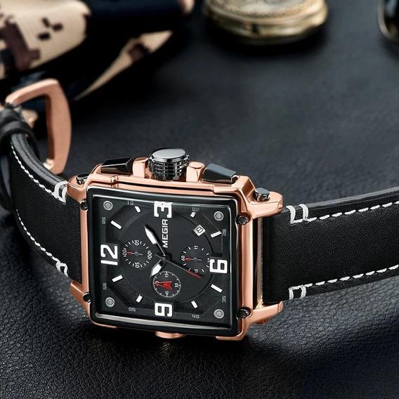 Relógio Megir Original 100% Funcional