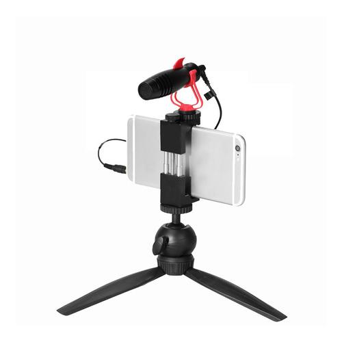Soporte Para Smartphone Y Microfono Smt25