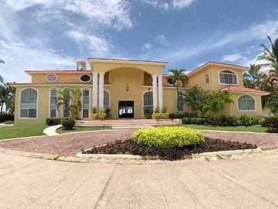 Cad Villa Mali Alberca, Terraza, Jardín, En Fairway
