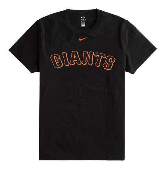 Playera Camiseta Nike San Francisco Mlb Caballero