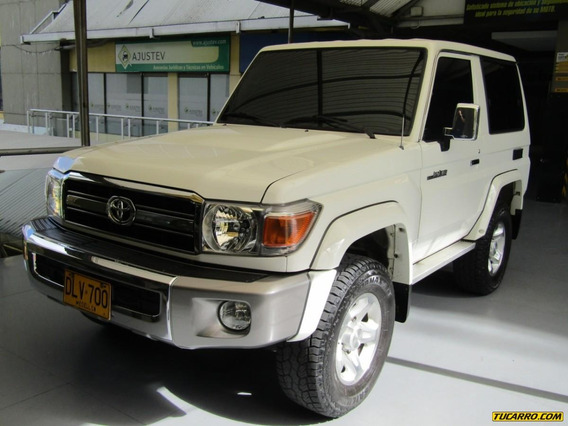 Toyota Land Cruiser Lx 4000 Cc
