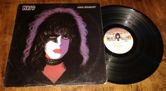 Kiss Paul Stanley Vinilo Disco Lp Usa