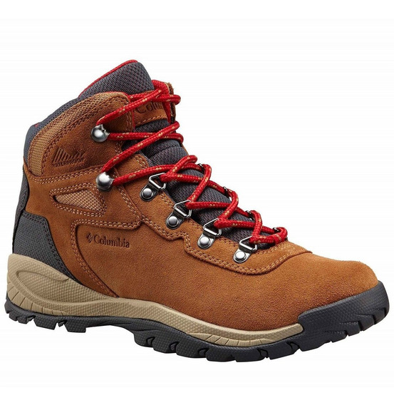 Columbia Newton Ridge Plus Waterproof Amped Mujer - Trekking