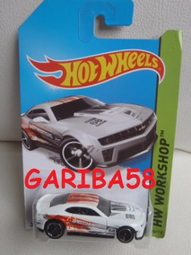 R$18 No Lote Hot Wheels ´12 Camaro Zl1 Concept 2014 Gariba58