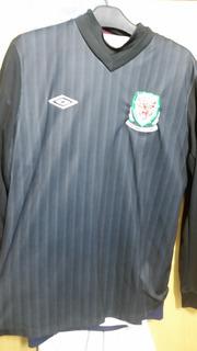 Camisa Seleção País De Gales Wales 2014 Umbro Tam: M
