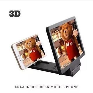 10x Aumente Tela De Seu Smartphone Em Ate 5x Assista Filmes