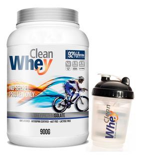 Clean Whey Isolada 94% (900g) Melhor Whey Do Mundo