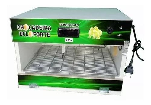 Chocadeira Automatica 30 A 35  Ovos Promoção + Brinde