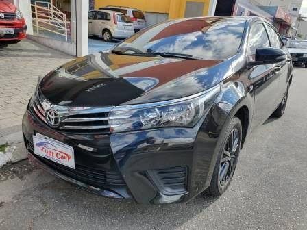 Toyota Corolla Uper / Uber Black Sem Entrada