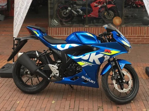 Suzuki Gsx-r 150 2021 - Financiable