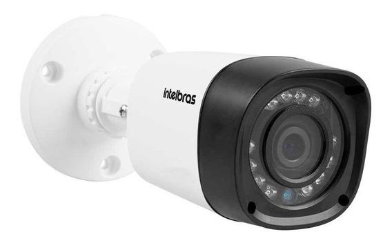 Câmera Analógica Cftv Infra Multi Hd Cvi Intelbras 1220b G4