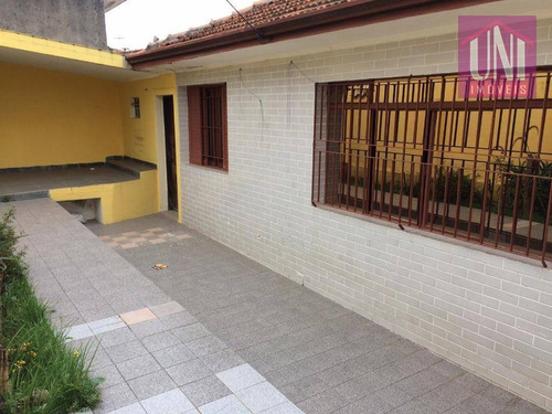 Terreno Residencial À Venda, Vila Alto De Santo André, Santo André. - Te0173