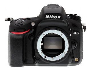 Cámara Digital Nikon Fx D610 - Cuerpo Sin Objetivo - Netpc