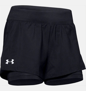 Under Armour Short De Mujer Launch Sw 2-in-1