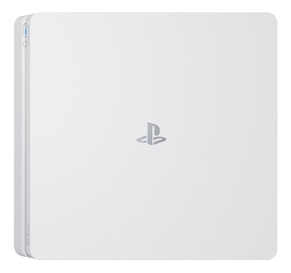 Sony PlayStation 4 Slim 1TB Standard glacier white