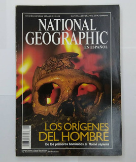 Set De Nueve Revistas De Nstional Geografic