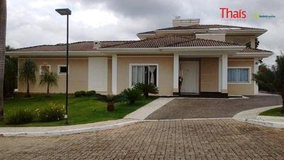 Smpw Casa 04 Quartos 04 Suítes, Piscina, Churrasqueira ,park Way, Brasília. - Ca1601