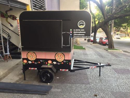 Minas Treilher Fabrica De Treilher Food Truck(sob Encomenda)