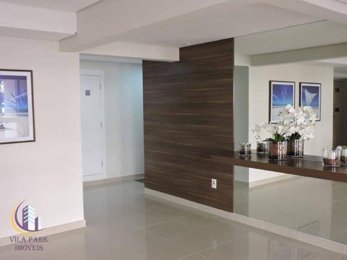 Apartamento Com 3 Dormitórios À Venda, 83 M² Por R$ 685.000,00 - Jaguaré - São Paulo/sp - Ap1887