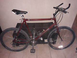 Bicicleta Profesional Talla L, Cannondale