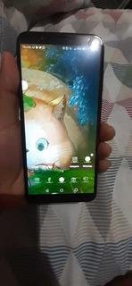 Celular Huawei Y7 2018 Negro 2gb Ram Desbloqueo Huella.