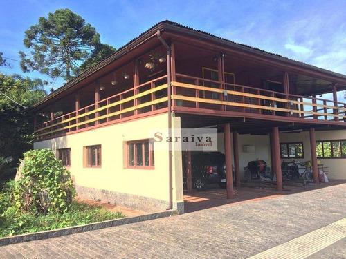 Imagem 1 de 30 de Chácara À Venda, 1900 M² Por R$ 1.251.000,00 - Dos Finco - São Bernardo Do Campo/sp - Ch0038