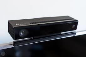 Kinect Xbox One. + Auricular Microsoft Chat Black De Regalo.