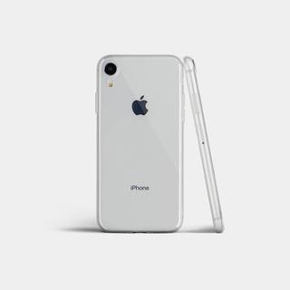 Carcasa De Silicona Transparente Para iPhone XR