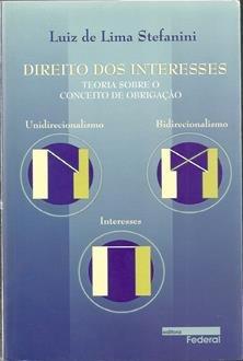 Direito Dos Interesses Teoria Sobre O Conceito De Obrigação