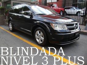 Dodge Journey 2012 Blindada Nivel 3 Plus Blindaje Blindados