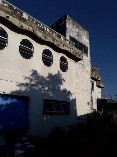 Terreno Com 10 Dorms, Vila Cascatinha, São Vicente - R$ 1.4 Mi, Cod: 1422 - V1422