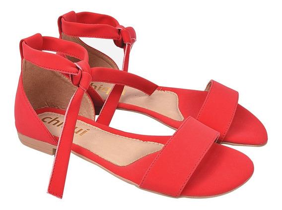 Sandália Sapato Feminina Chiquiteira Chiqui/54270